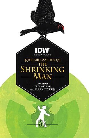 The Shrinking Man #4 (of 4)