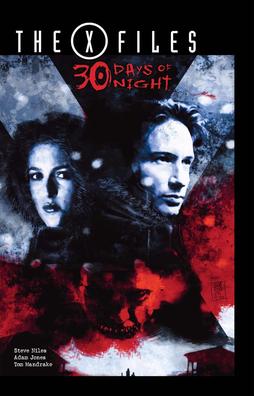 The X-Files/30 Days of Night