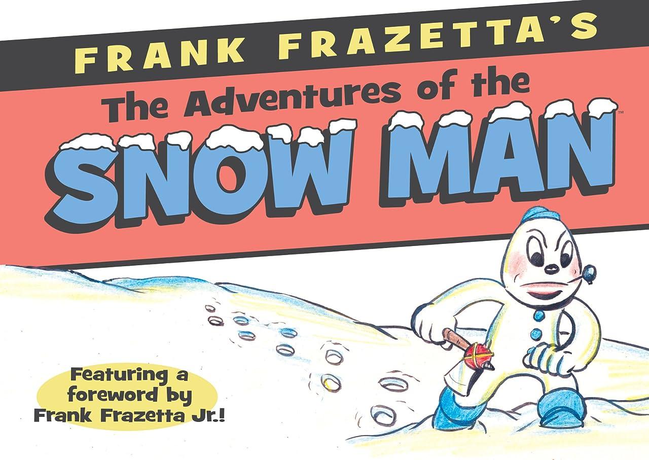 Frank Frazetta's Adventures of the Snowman