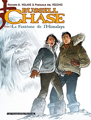Russell Chase Tome 2: Le Fantôme de l'Himalaya