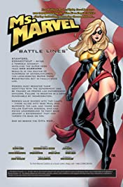 Ms. Marvel (2006-2010) #6