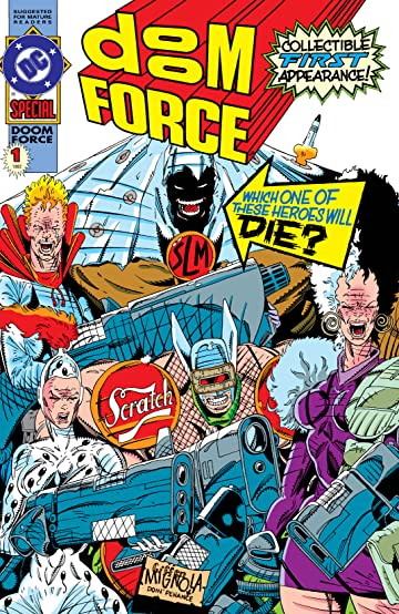 Doom Force (1992) #1
