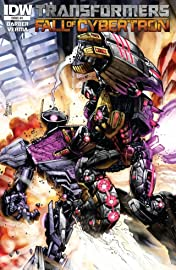 Transformers: Fall of Cybertron No.4 (sur 6)