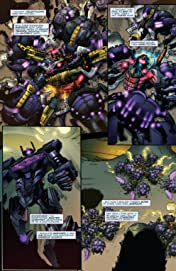 Transformers: Fall of Cybertron #4 (of 6)