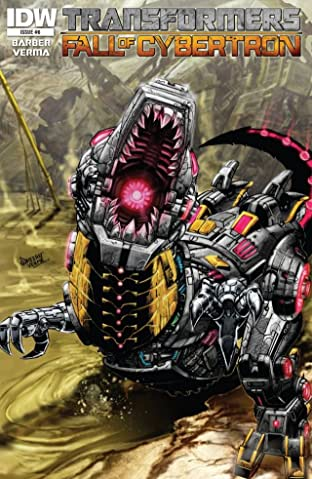 Transformers: Fall of Cybertron No.6 (sur 6)