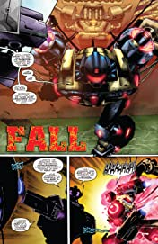 Transformers: Fall of Cybertron #6 (of 6)