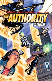 The Authority: The Lost Year (2006-2010) #9