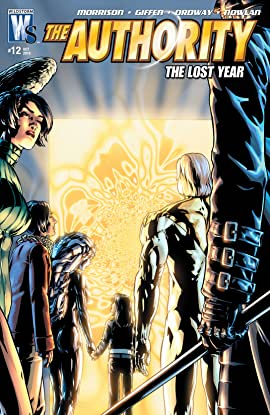 The Authority: The Lost Year (2006-2010) #12