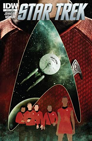 Star Trek (2011-2016) No.13