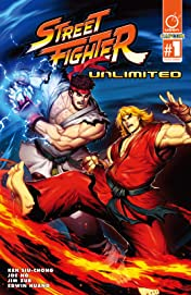 Street Fighter Unlimited #1