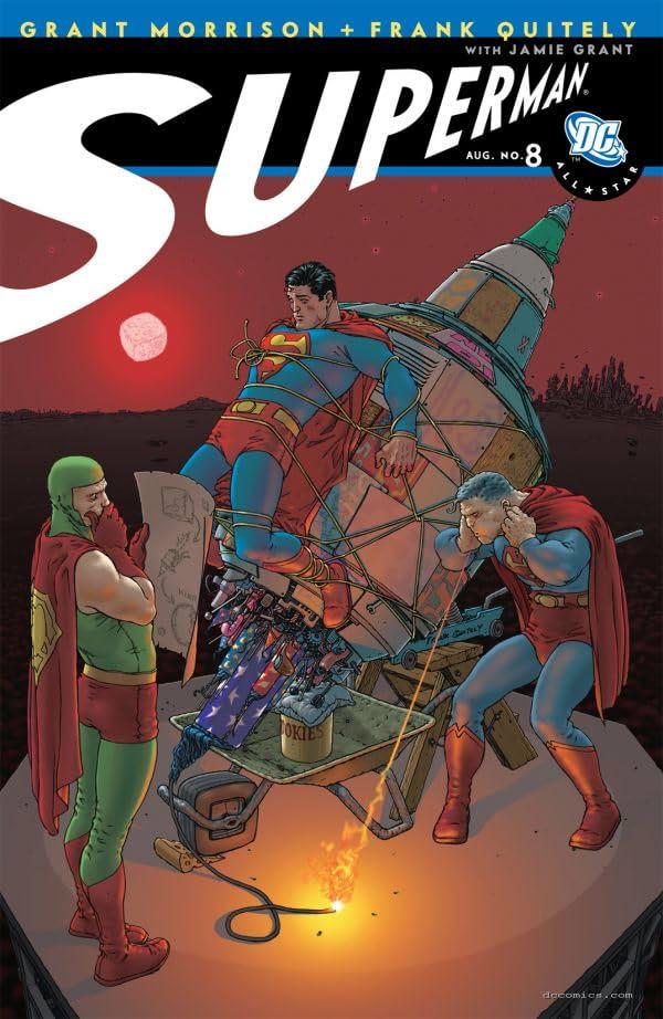 All Star Superman #8