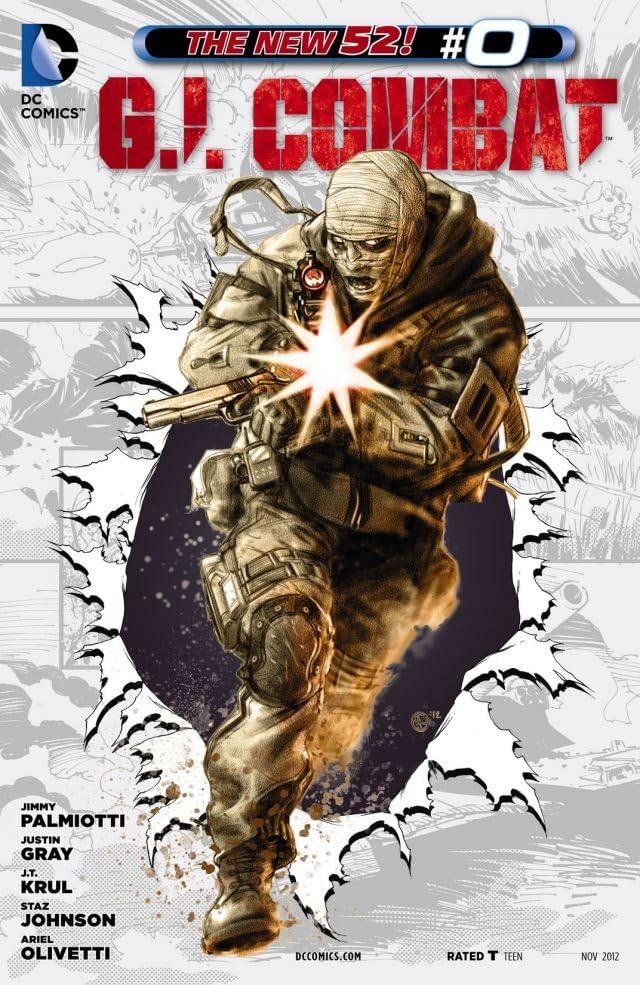 GI Combat (2012) #0