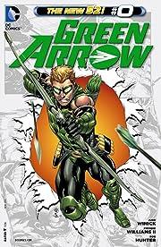 Green Arrow (2011-2016) No.0
