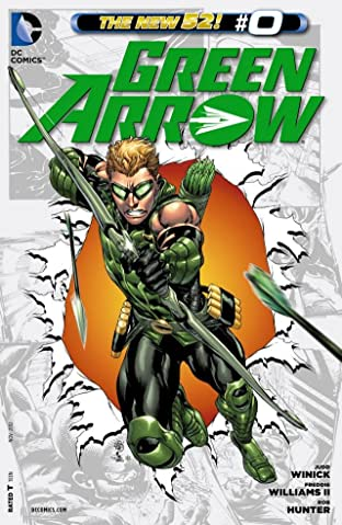 Green Arrow (2011-) #0