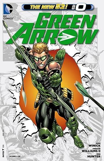Green Arrow (2011-) #0