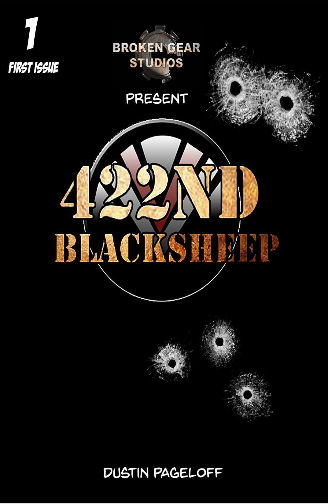 422nd BlackSheep #1