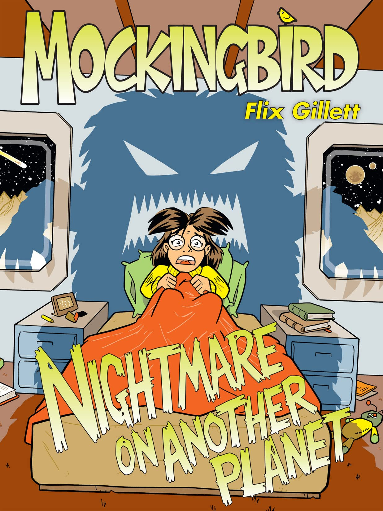 Mockingbird Vol. 1: Nightmare on Another Planet