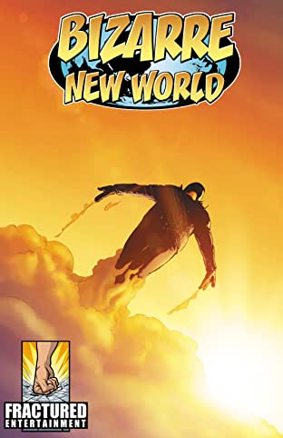 Bizarre New World: The Human Race Can Fly!