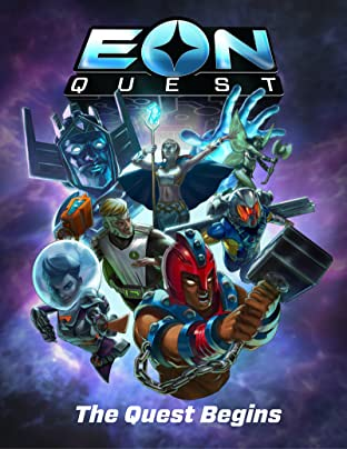 Eon Quest Vol. 1: The Quest Begins