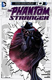 The Phantom Stranger (2012-2014) #0