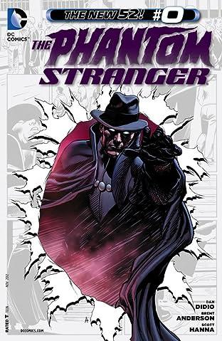 The Phantom Stranger (2012-2014) No.0