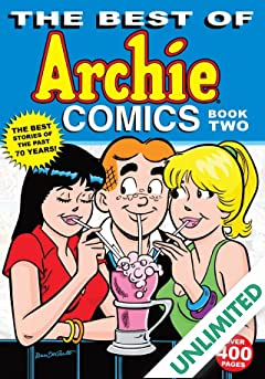 The Best of Archie Comics Vol. 2