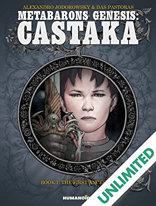 Metabarons Genesis: Castaka Vol. 1: The First Ancestor