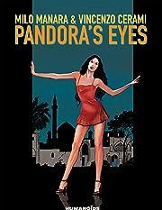 Pandora's Eyes (Black and White)