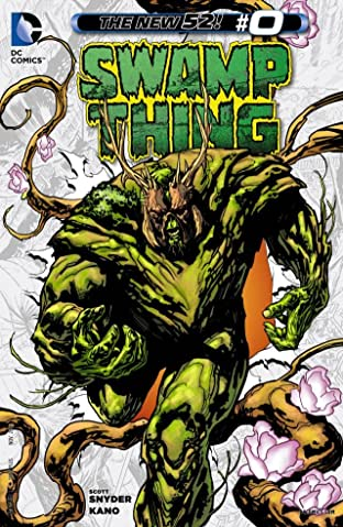 Swamp Thing (2011-2015) No.0