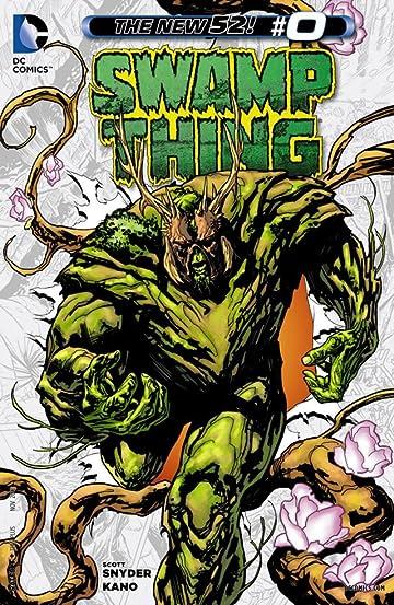Swamp Thing (2011-2015) #0