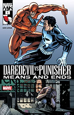 Daredevil vs. Punisher (2005) #1 (of 6)