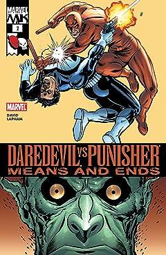 Daredevil vs. Punisher (2005) #2 (of 6)