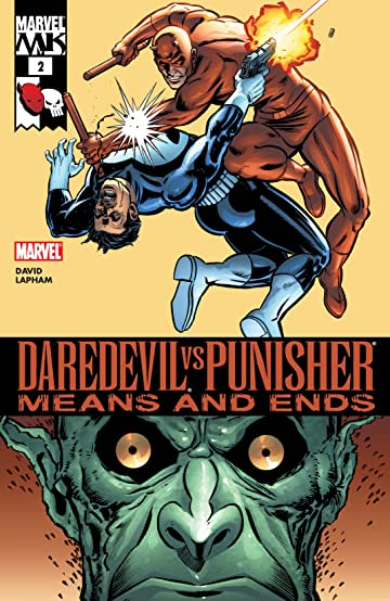 Daredevil vs. Punisher (2005) #2 (of 6)