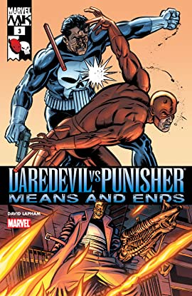 Daredevil vs. Punisher (2005) #3 (of 6)