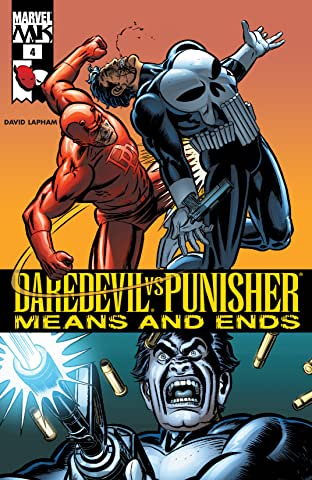 Daredevil vs. Punisher (2005) #4 (of 6)