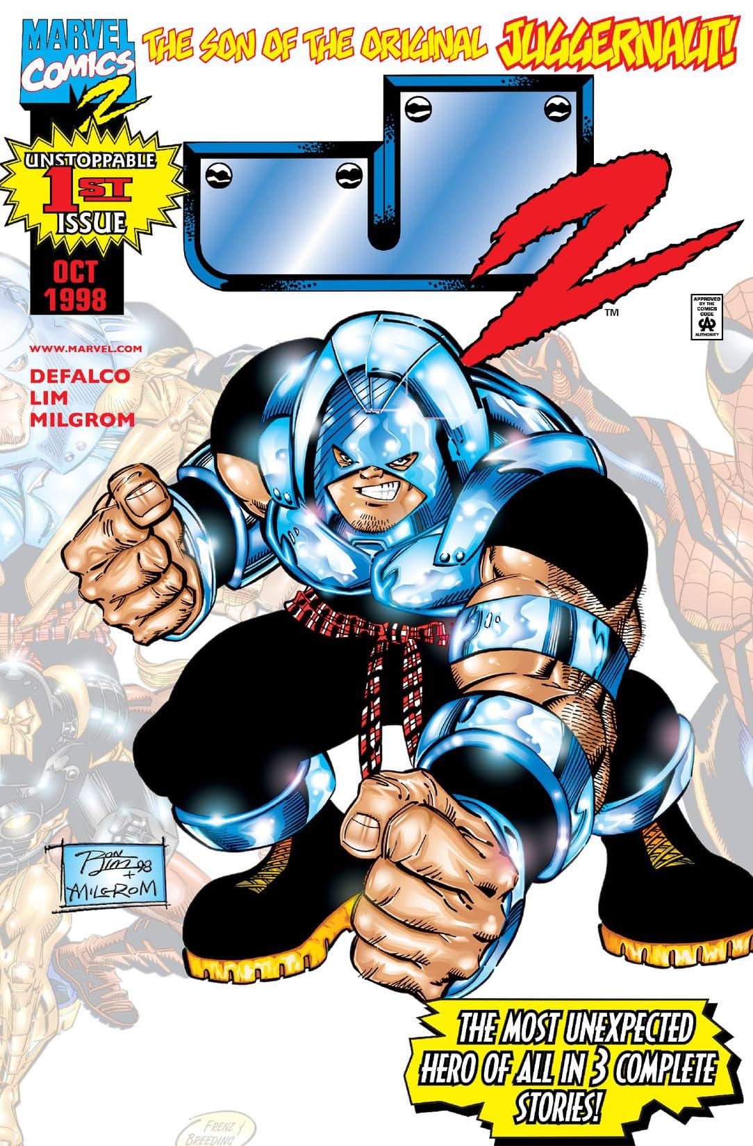 J2 (1998-1999) No.1