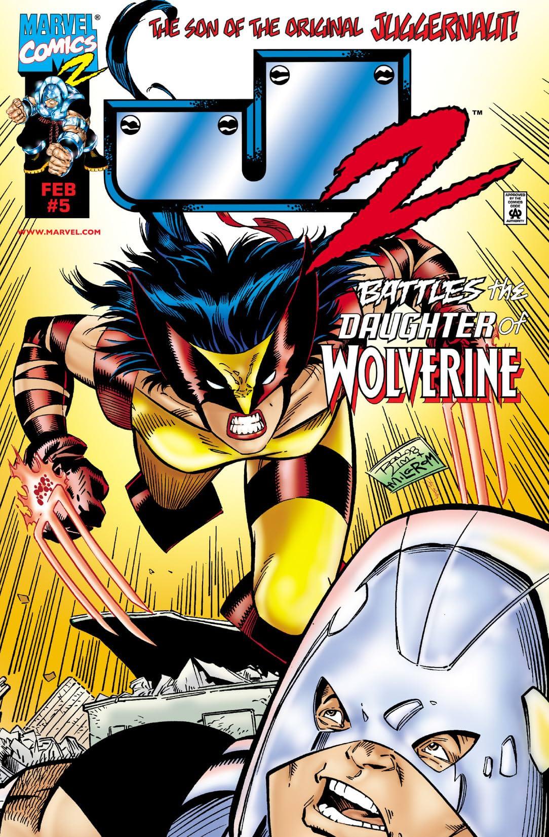 J2 (1998-1999) #5