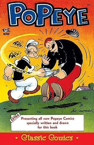 Popeye Classics No.2