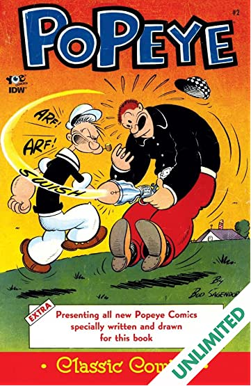 Popeye Classics #2