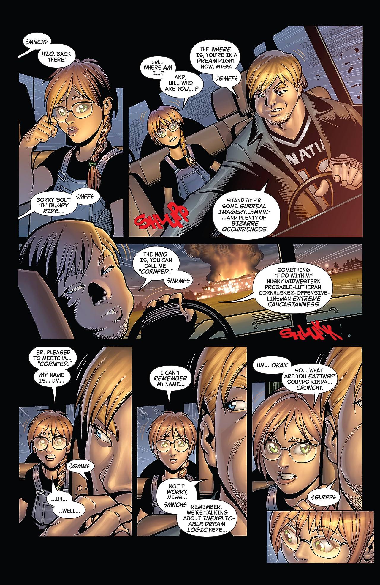 Livewires (2006) #1 (of 6)