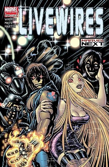 Livewires (2006) #3 (of 6)