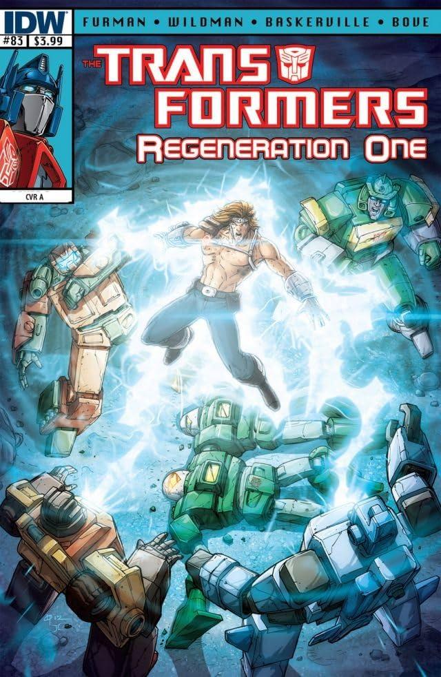 Transformers: Regeneration One #83