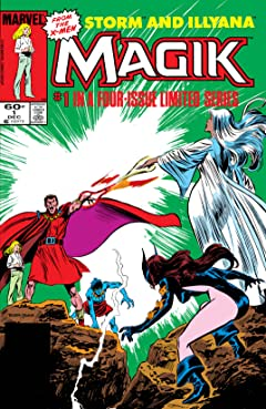 Magik (1983-1984) #1 (of 4)