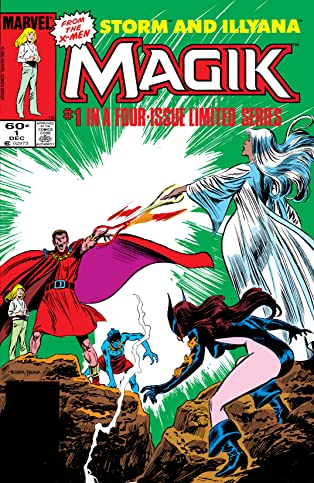 Magik (1983-1984) #1 (of 4)