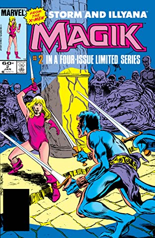 Magik (1983-1984) #2 (of 4)