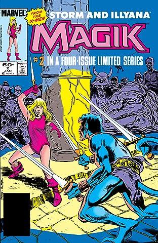 Magik (1983-1984) #2 (of 4)