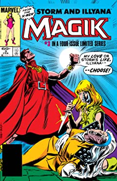 Magik (1983-1984) #3 (of 4)