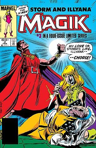 Magik (1983-1984) #3 (of 4)
