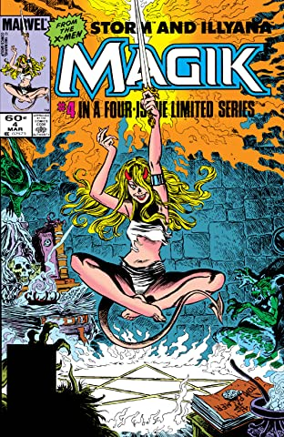 Magik (1983-1984) #4 (of 4)