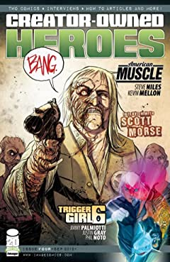 Creator Owned Heroes #4
